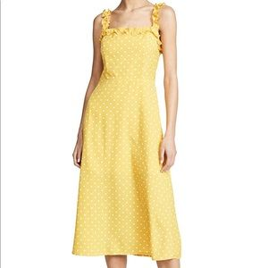 re:named Remy Polka Day Dress